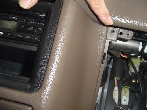 Toyota 4Runner Installing kill switch