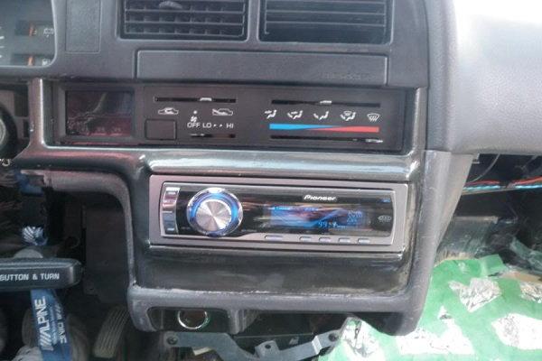4runner stereo install
