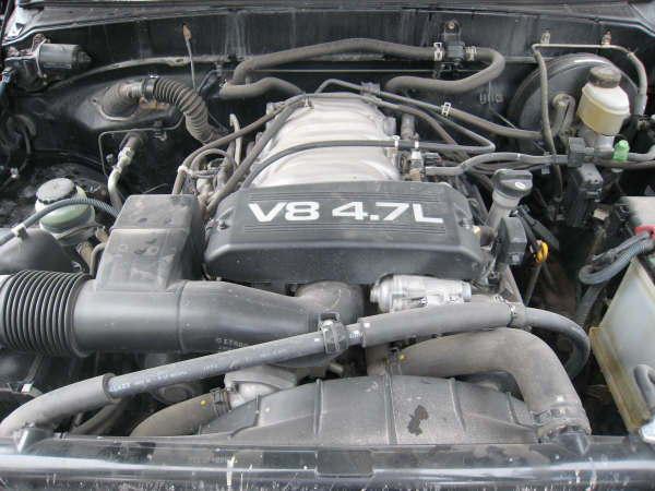 Toyota tundra starter replacement