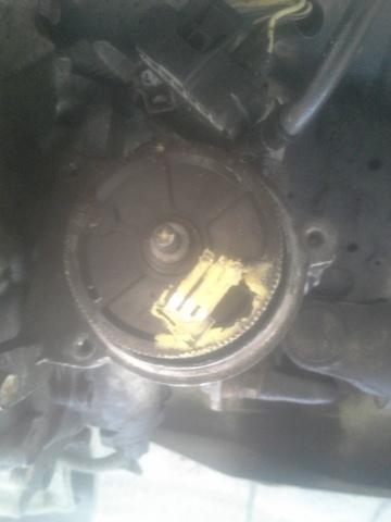 Installing actuator