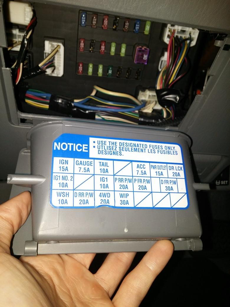 interiorfusebox 126134 toyota tacoma 1996 to 2015 fuse box diagram yotatech 2000 toyota tacoma fuse box diagram at alyssarenee.co