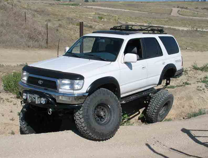 toyota 4runner 1984 1995 suspension modifications yotatech toyota 4runner 1984 1995 suspension