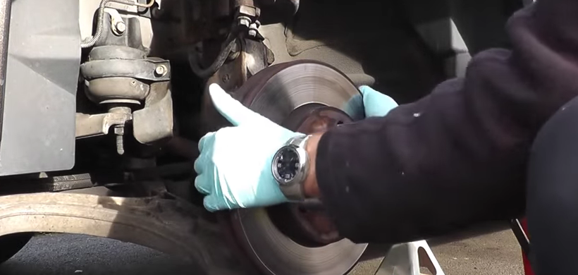 Removing rotor