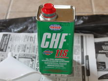 Pentosin CHF 11S Power steering fluid