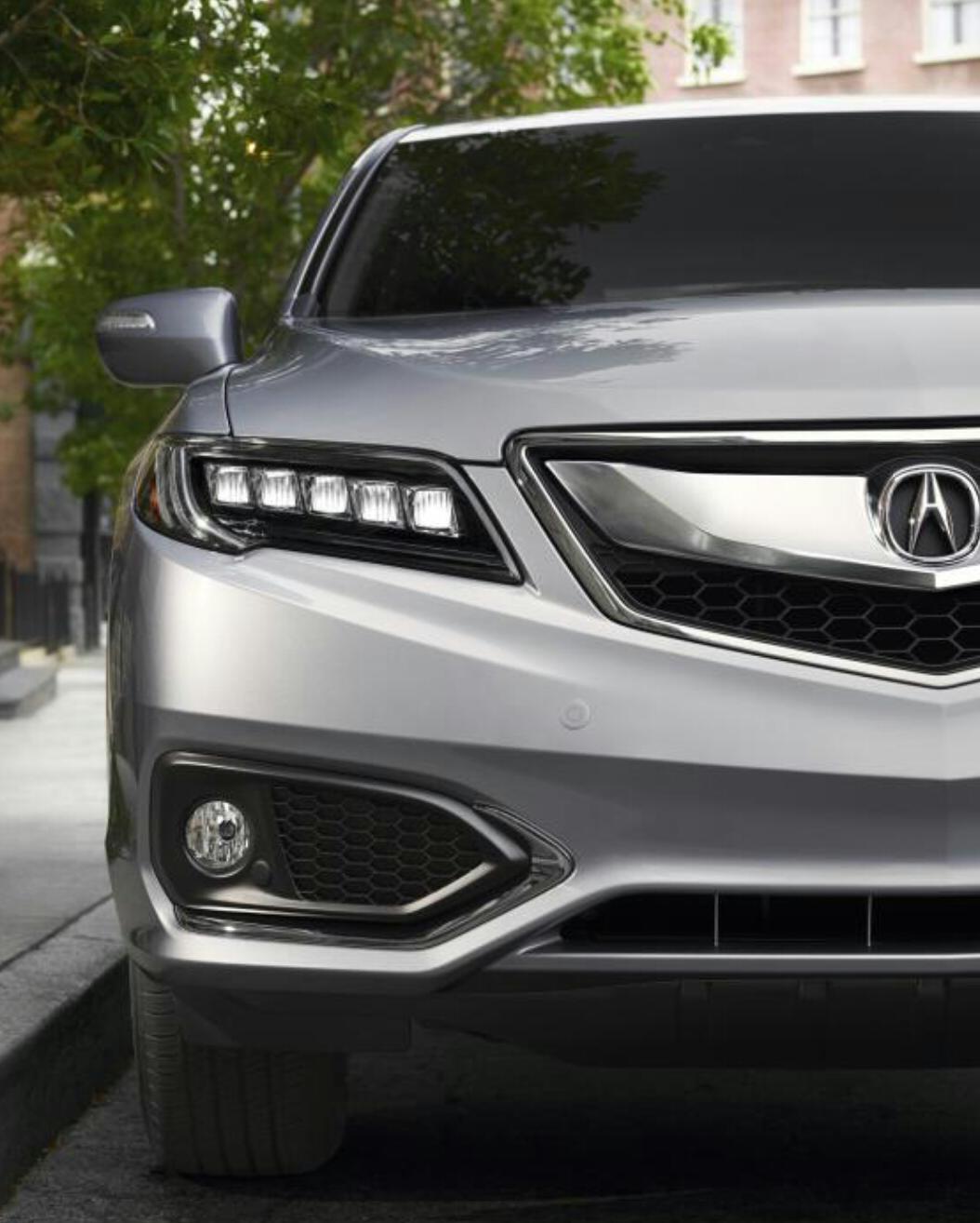 Facelift...2016 Acura Rdx