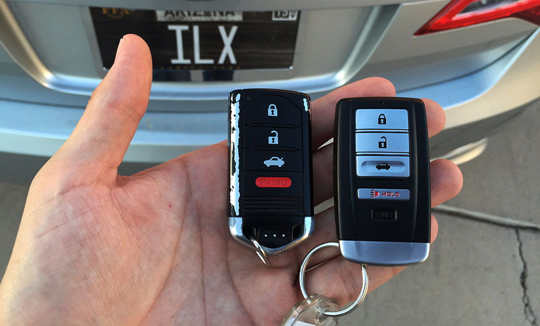 2016 Ilx Key Redesign Acurazine Acura Enthusiast Community