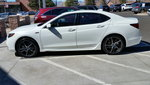 2018 TLX, A-Spec