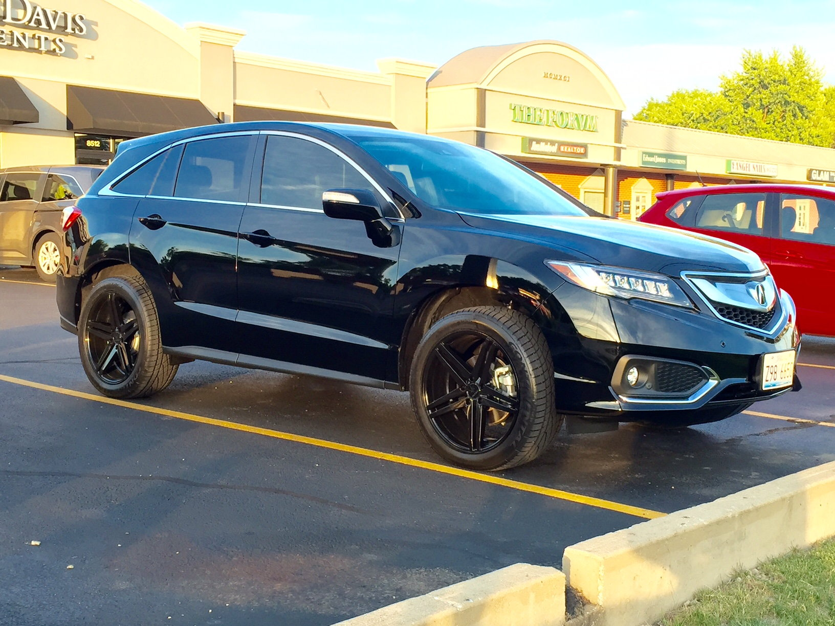 Post Your Aftermarket Rim And Tire Specs Here Acurazine Acura Enthusiast Community