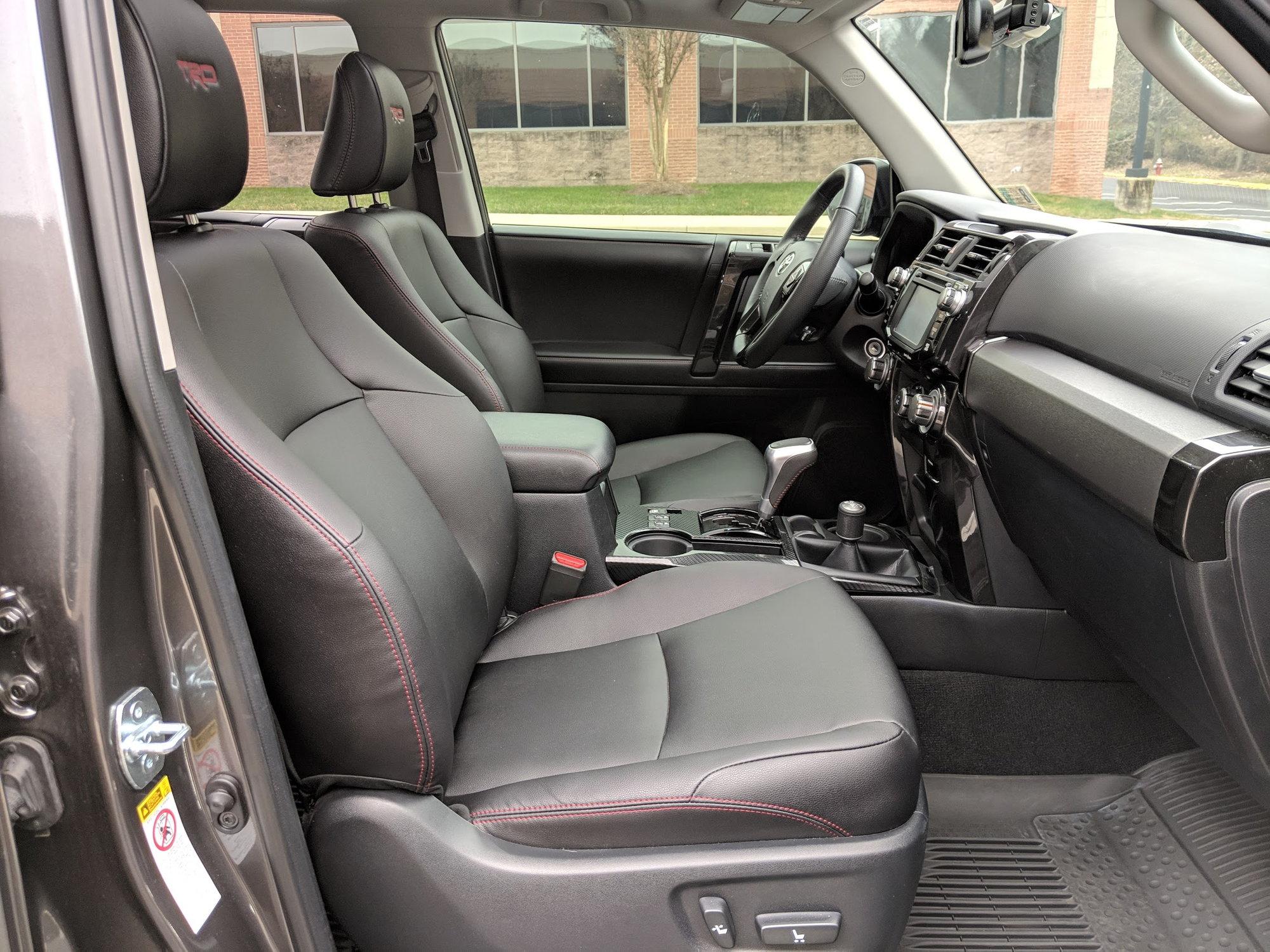 2017 Toyota 4Runner - Off Road Premium - KDSS - TRD - Low