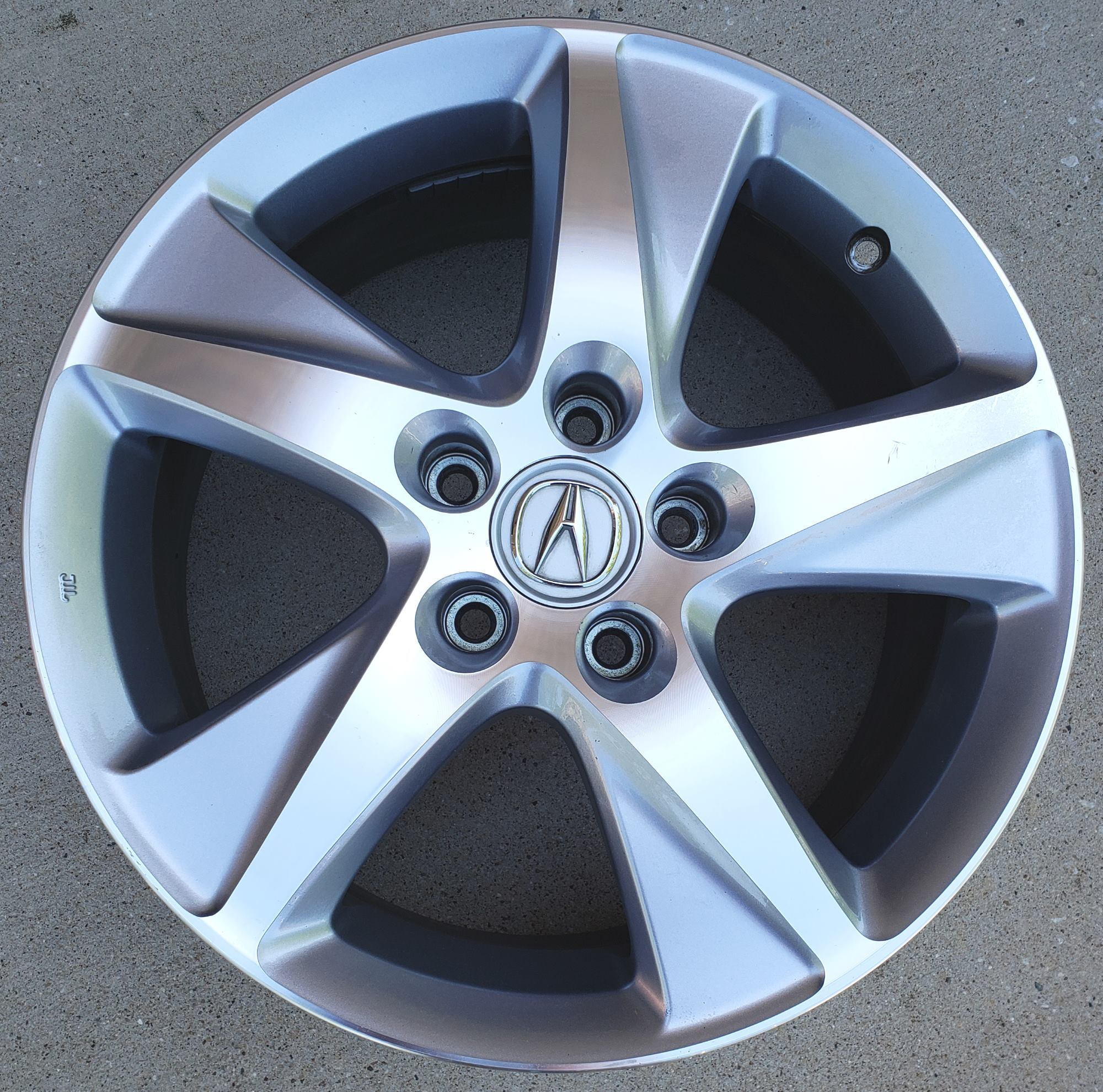FS: Set Of Four 2012 Acura TSX Wagon Wheels