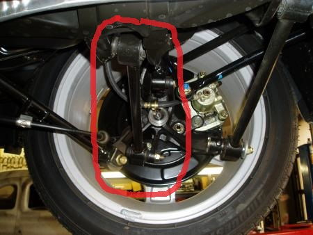 Rear suspension part number with pics. - AcuraZine - Acura Enthusiast Community