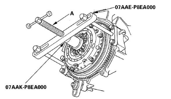 DIY Clutch Compressor - AcuraZine - Acura Enthusiast Community