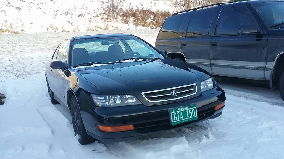97 acura cl abs light is on - acurazine