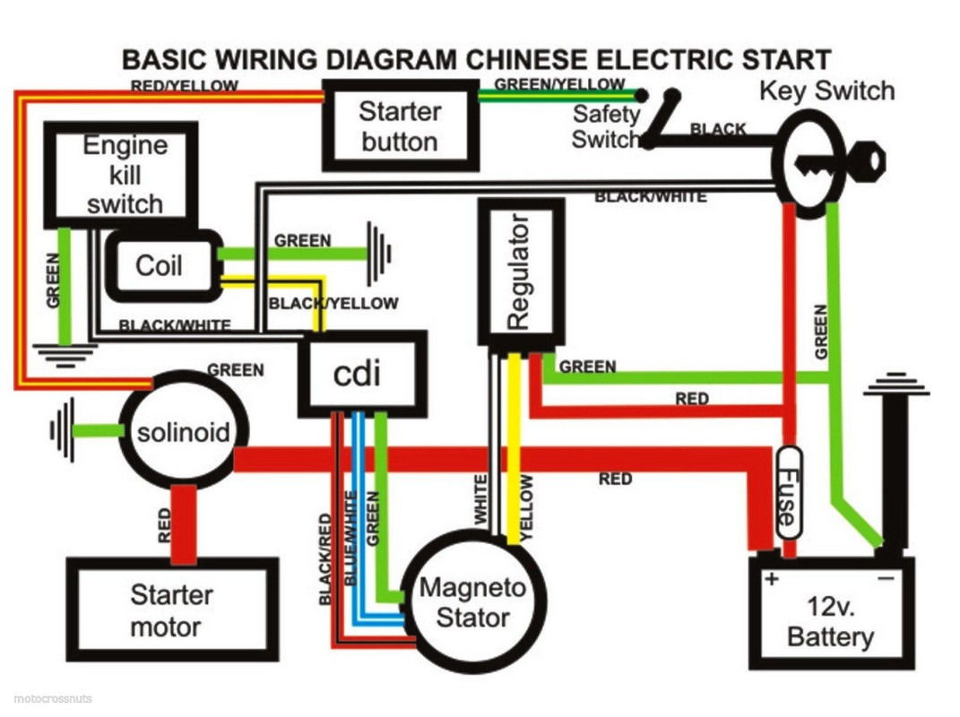 standard moped 2 stroke wiring page 2 atvconnection atv enthusiast community