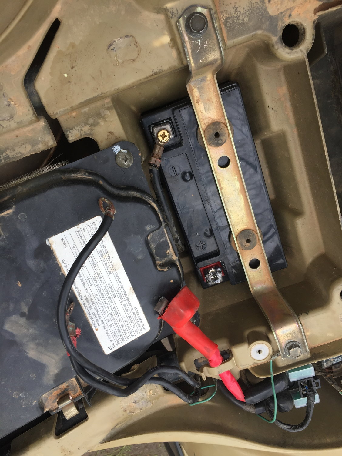 Grizzly Batt Soln Wiring Help Atvconnection Com Atv Enthusiast Community