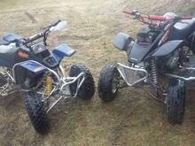 couple of the bikes
