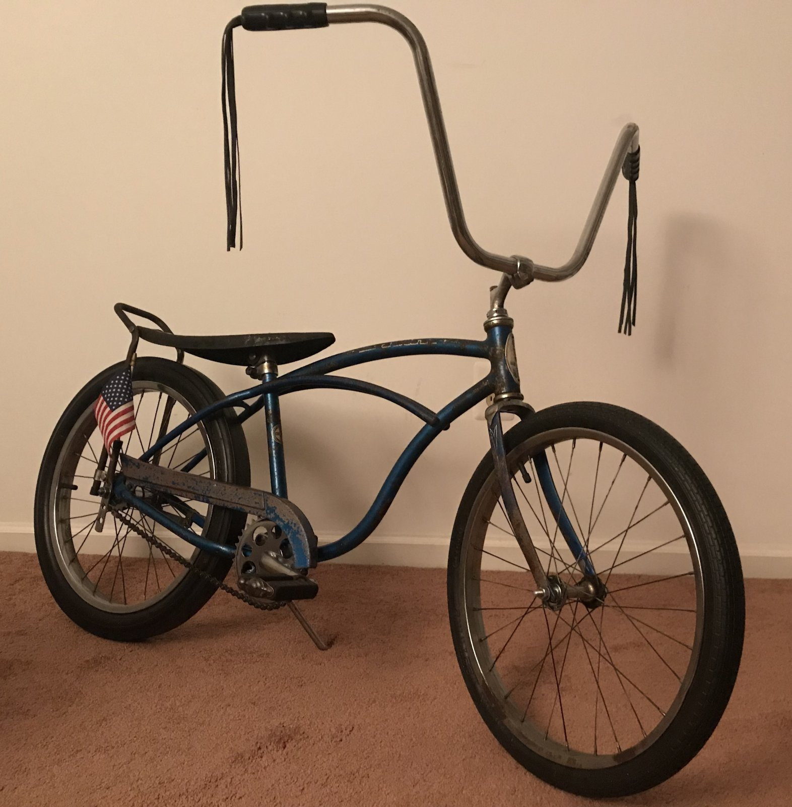 5319a40f2f8 65 Sting-Ray - Bike Forums