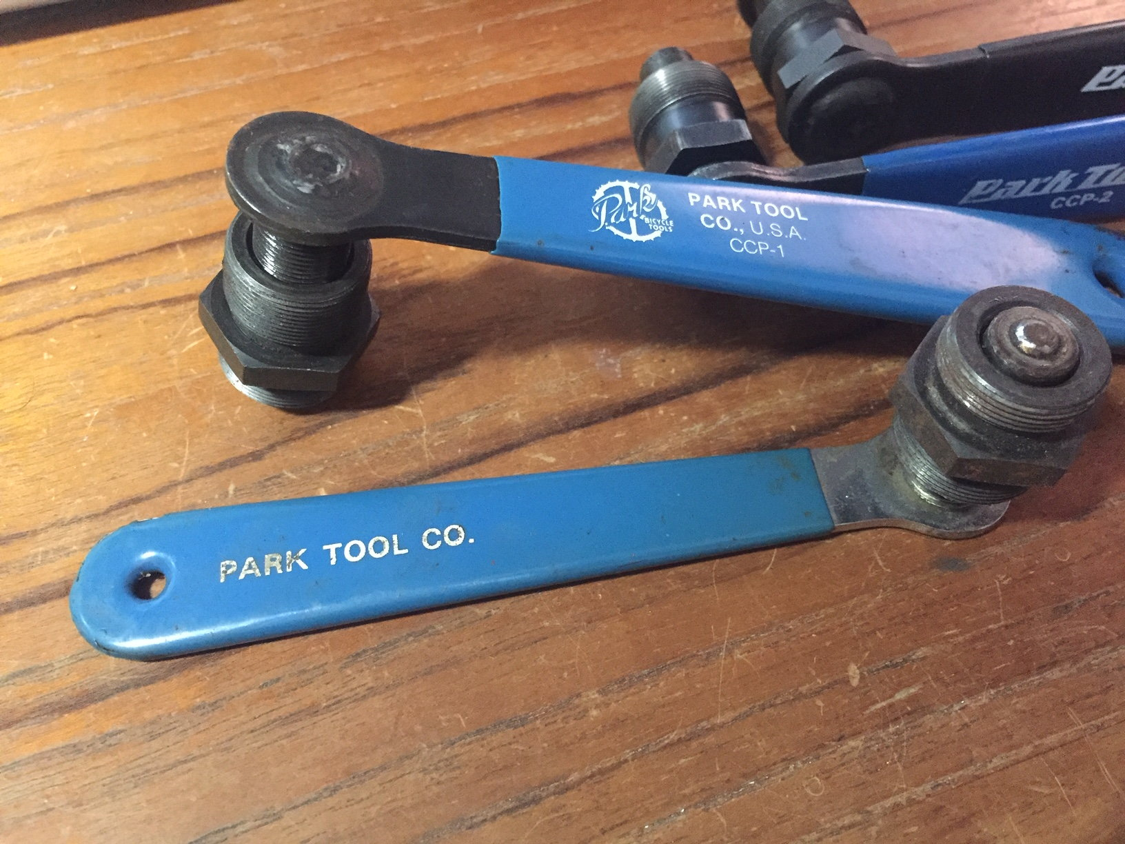 Park Tool CCP-22 Crank Puller for 22mm x 1 Thread Bicycle Crank Arms USA Made