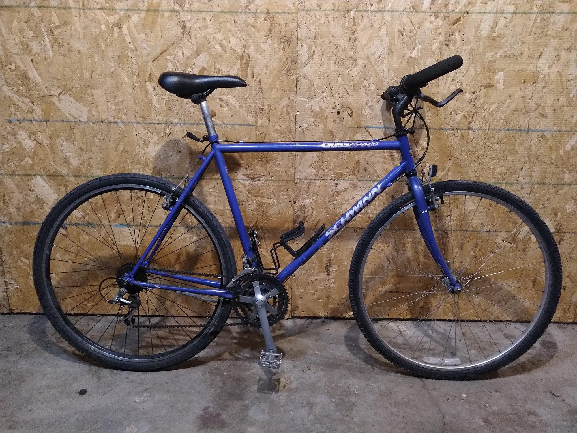 Building up a Schwinn CrissCross - Bike Forums