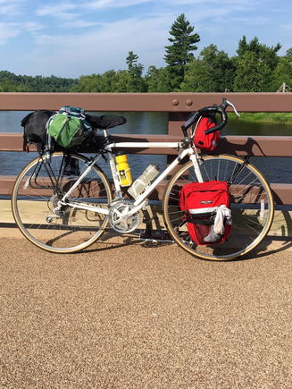 2nd day of a 4-day tour to Superior WI.