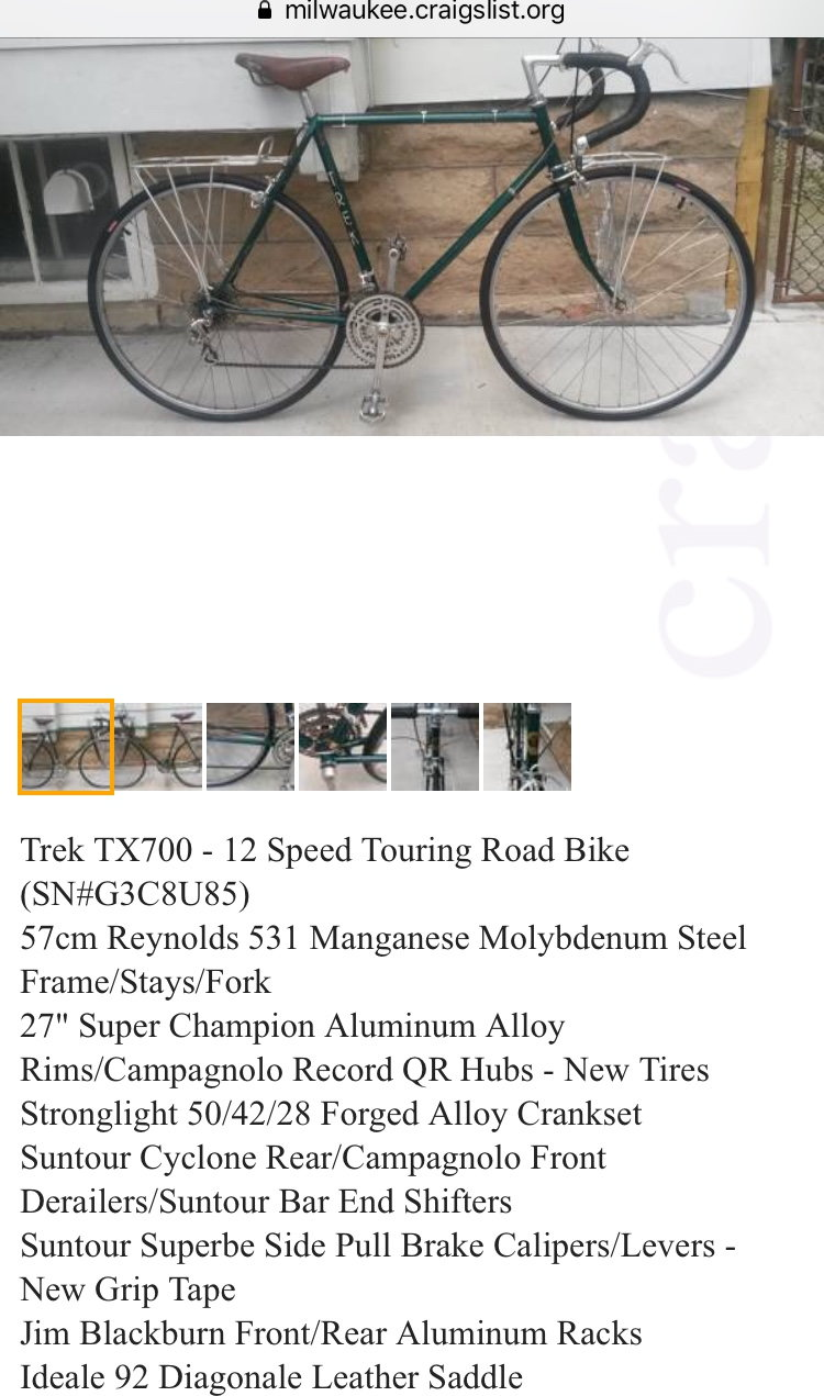 Ebay Craigslist Finds Are You Looking For One Of These Part Ii Page 1904 Bike Forums
