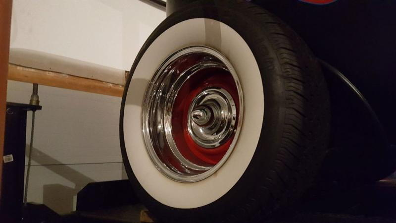 for sale  old school style chrome bullet center caps for corvette rally wheels  smoothies new