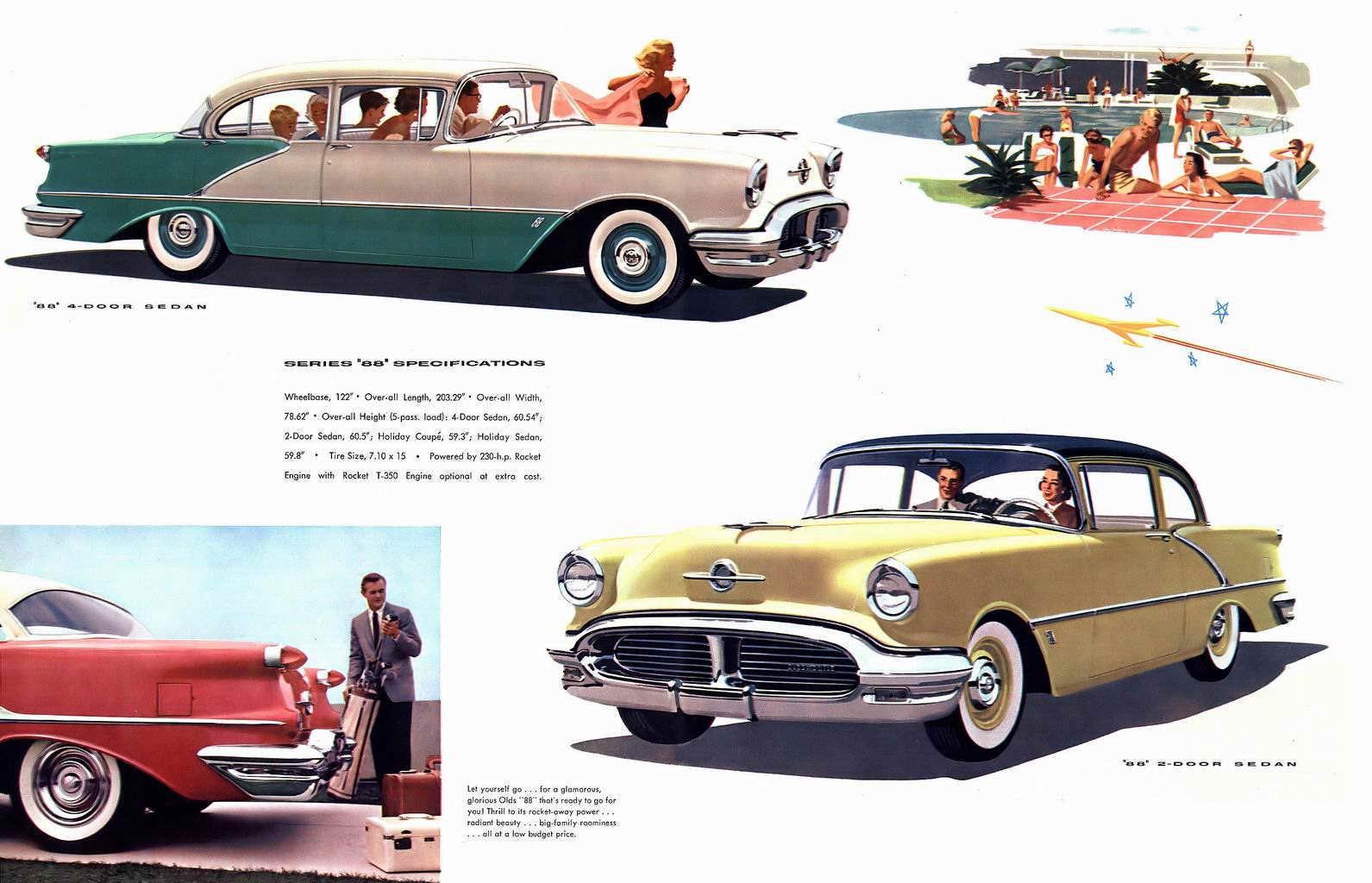 88 vs super 88 - ClassicOldsmobile com
