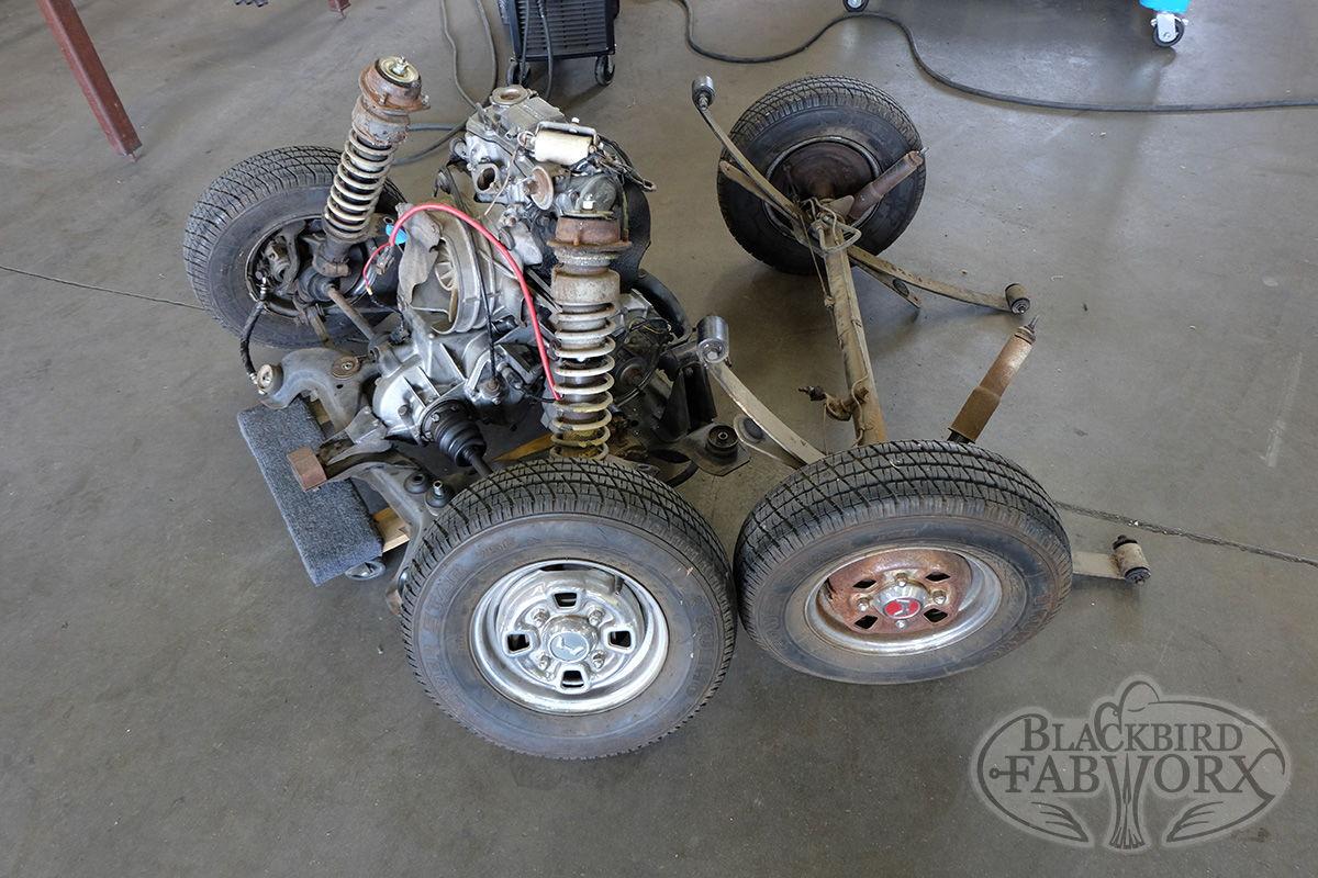 Honda N600 mid-engine CBR1000RR street / track build @ Blackbird Fabworx - Honda-Tech - Honda ...