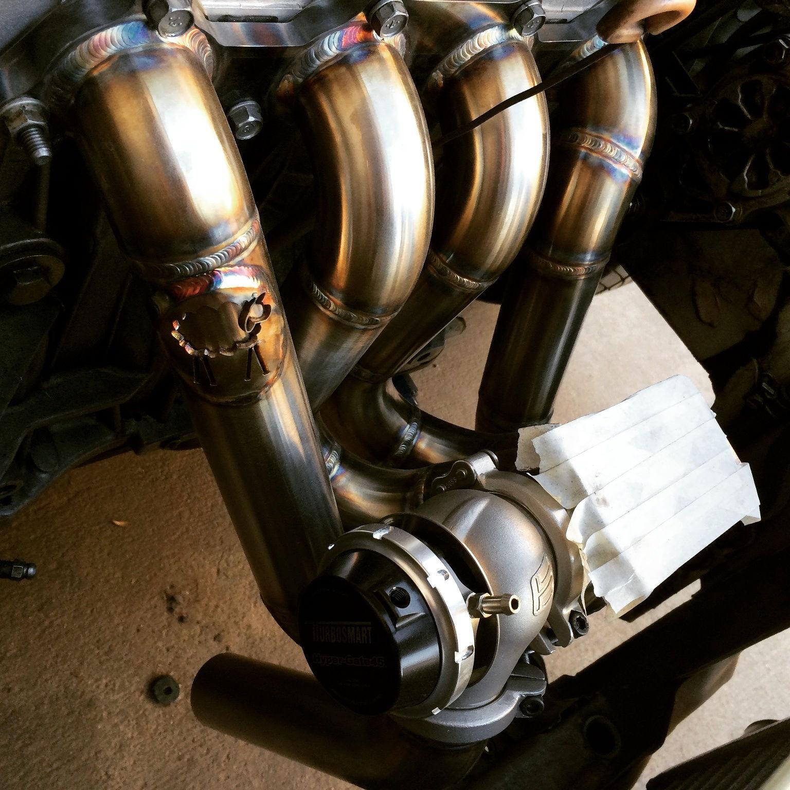 Greddy Turbo Parts: Sheepy Compete Turbo Kit, Precision Intectors , Greddy