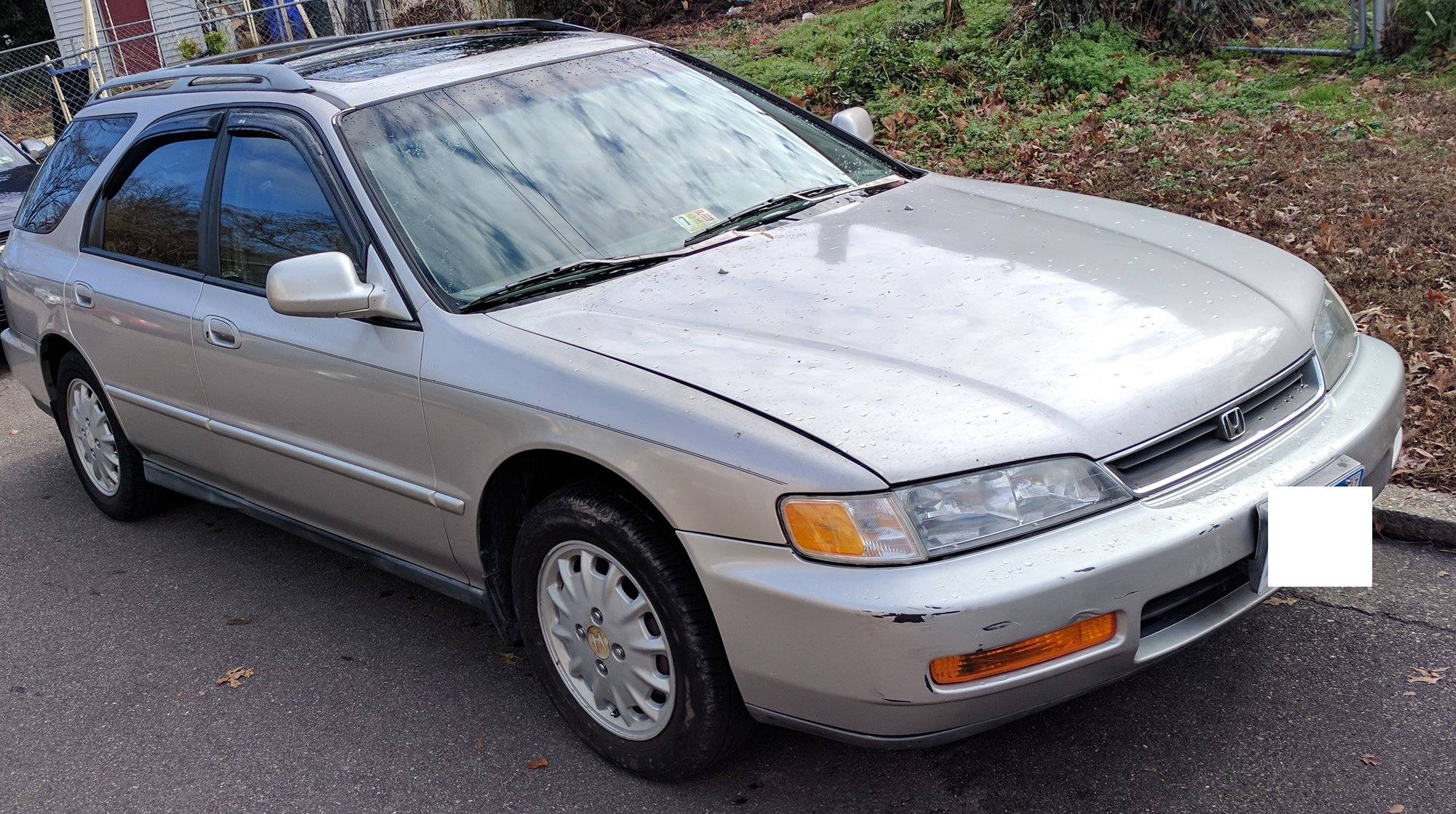 97 Honda Accord Ex Wagon Auto To Manual Swap Tech 1999 Ecu Location P0453 For Evap High Pressure I Will Have Go Back And See If Left Anything Disconnected Does Anyone Any Knowledge On What Should Be Looking