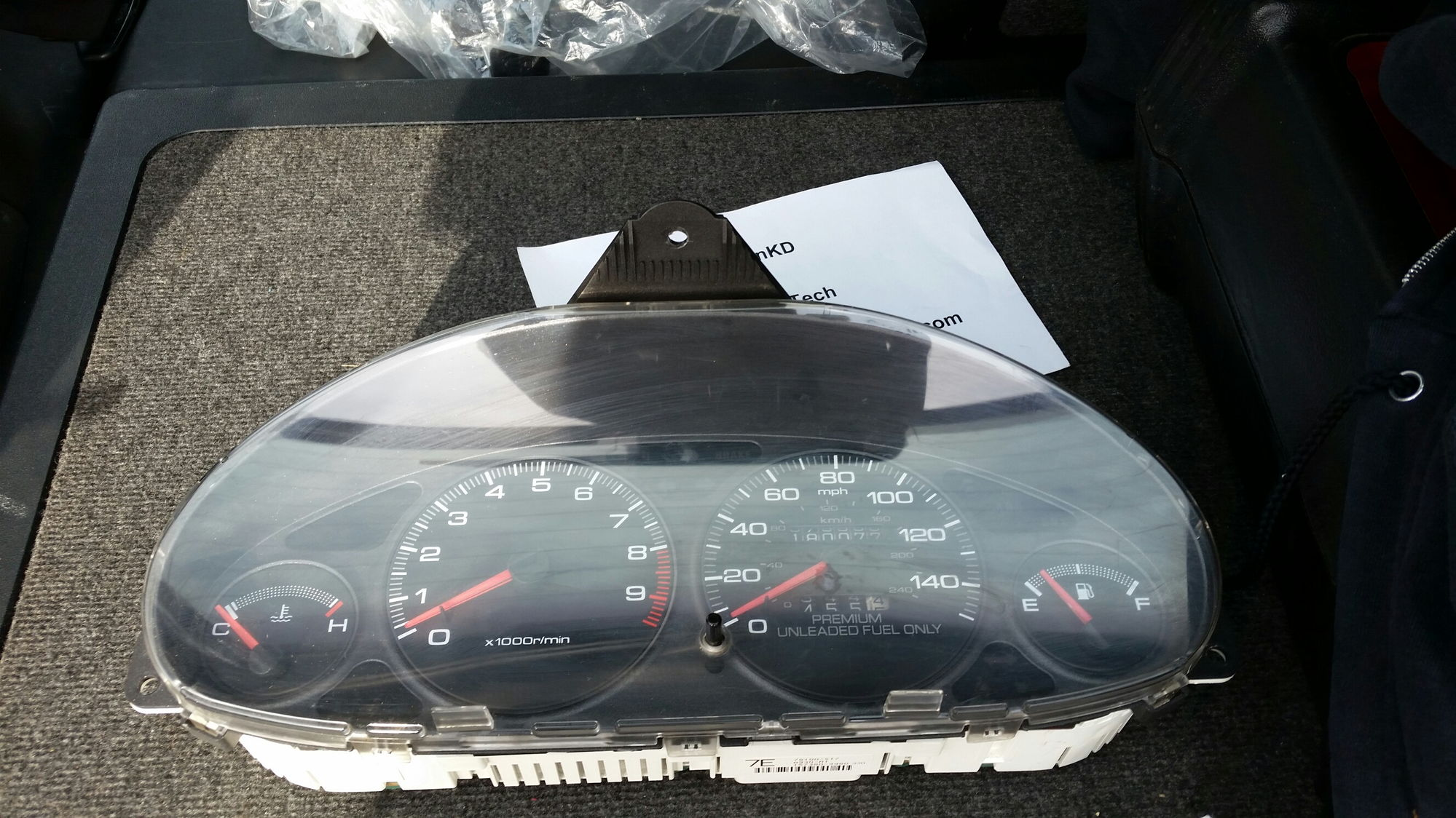 Jdm Dc2 Headlight Harness Free Wiring Diagram For You Integra Edm Usdm Civic Parts Rare Honda Tech Gsr