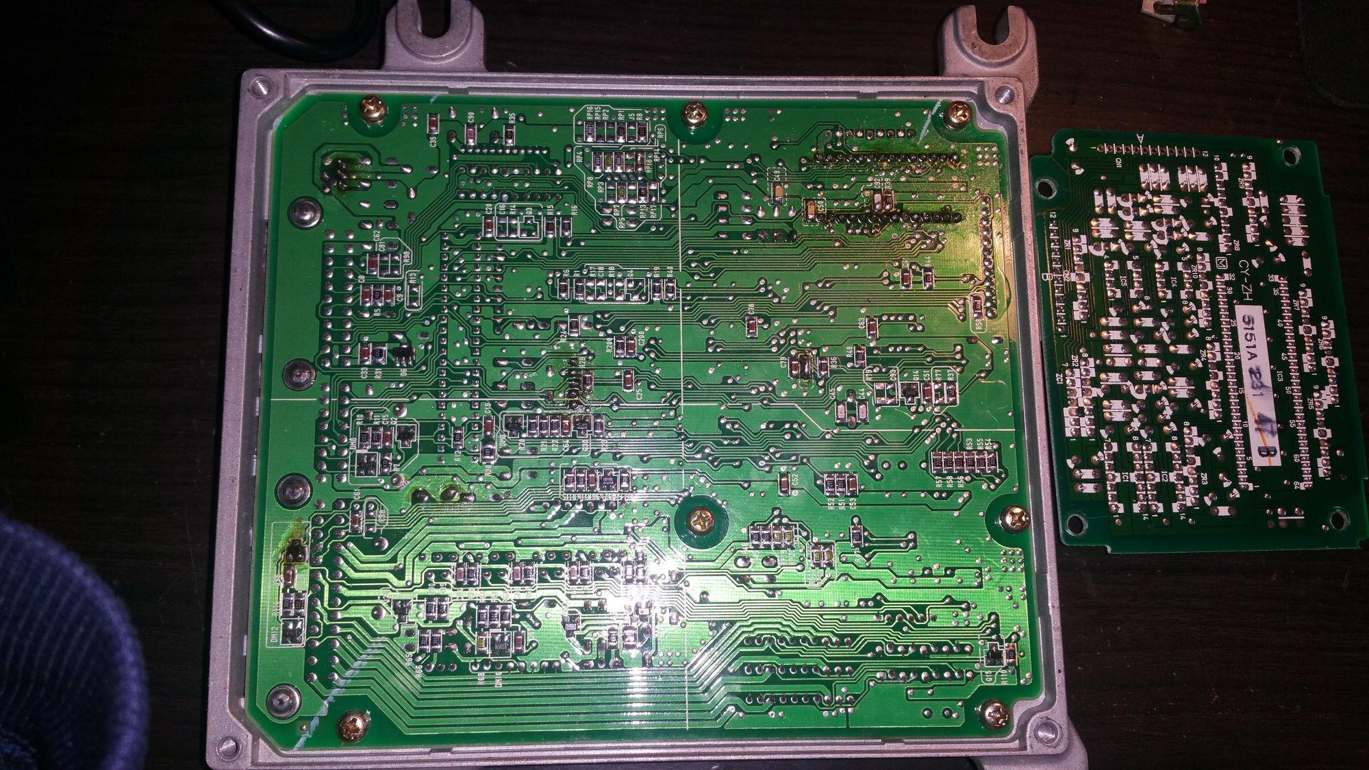 how to repair jdm p30 ecu honda tech honda forum discussion rh honda tech com