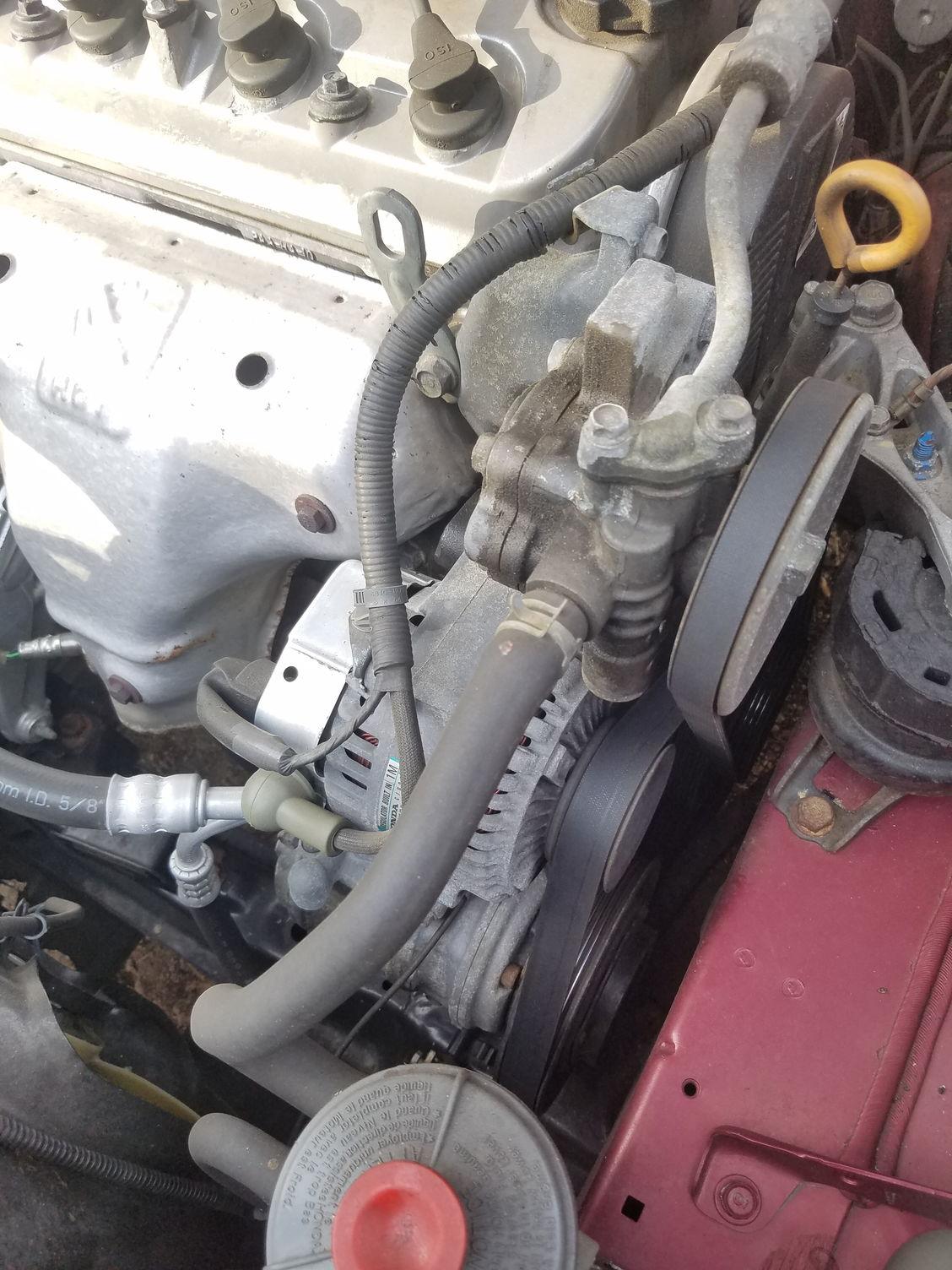 Ed F Accbc Bbe C Ef C A Ac on 2000 Honda Accord Distributor Oil Leak
