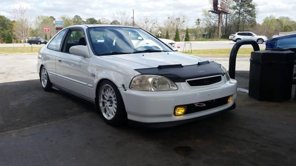 Sc 98 Civic Ex Coupe W B20 Nonvtec 5800 Obo Honda Tech