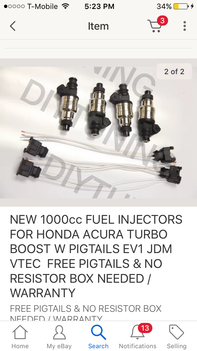 Any expiernce with these injectors? - Honda-Tech - Honda Forum