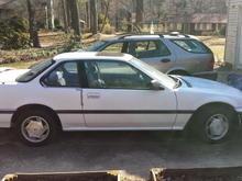 1990 Honda Prelude SI B21