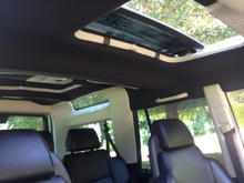 replaced the headliner