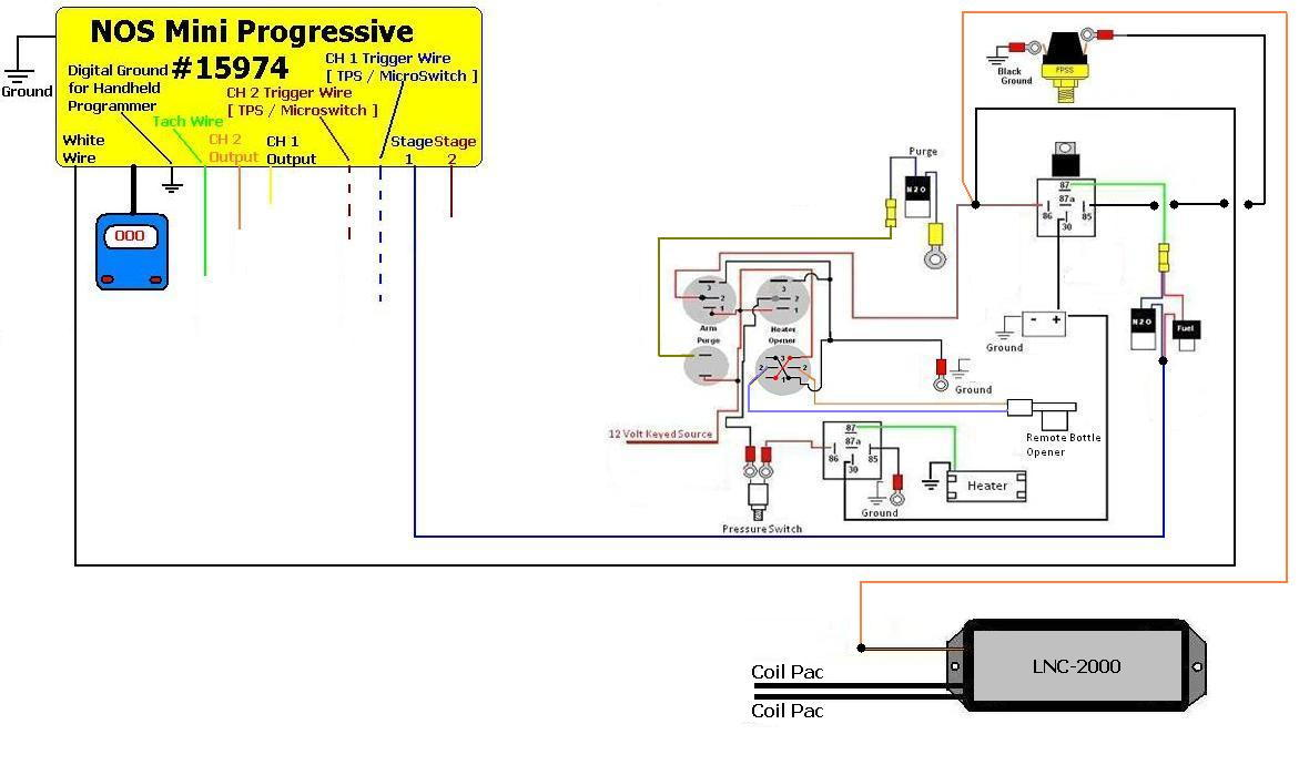 Wiring Diagram For Nitrous Systems - Wiring Diagram Data on