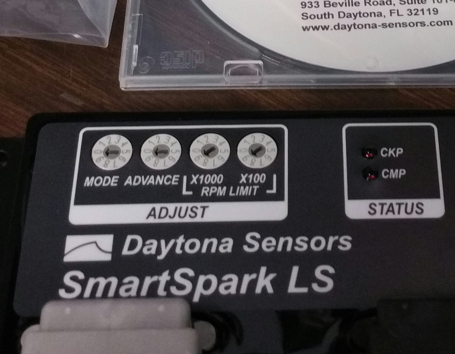 Daytona Sensor Box Ls1tech Camaro And Firebird Forum Discussion Msd Wiring Diagram Pn 6010 Has Burnout Limiter Two Step Timing Retard Outputs Testing Shown At Higher Rpms To Be More Stable Than