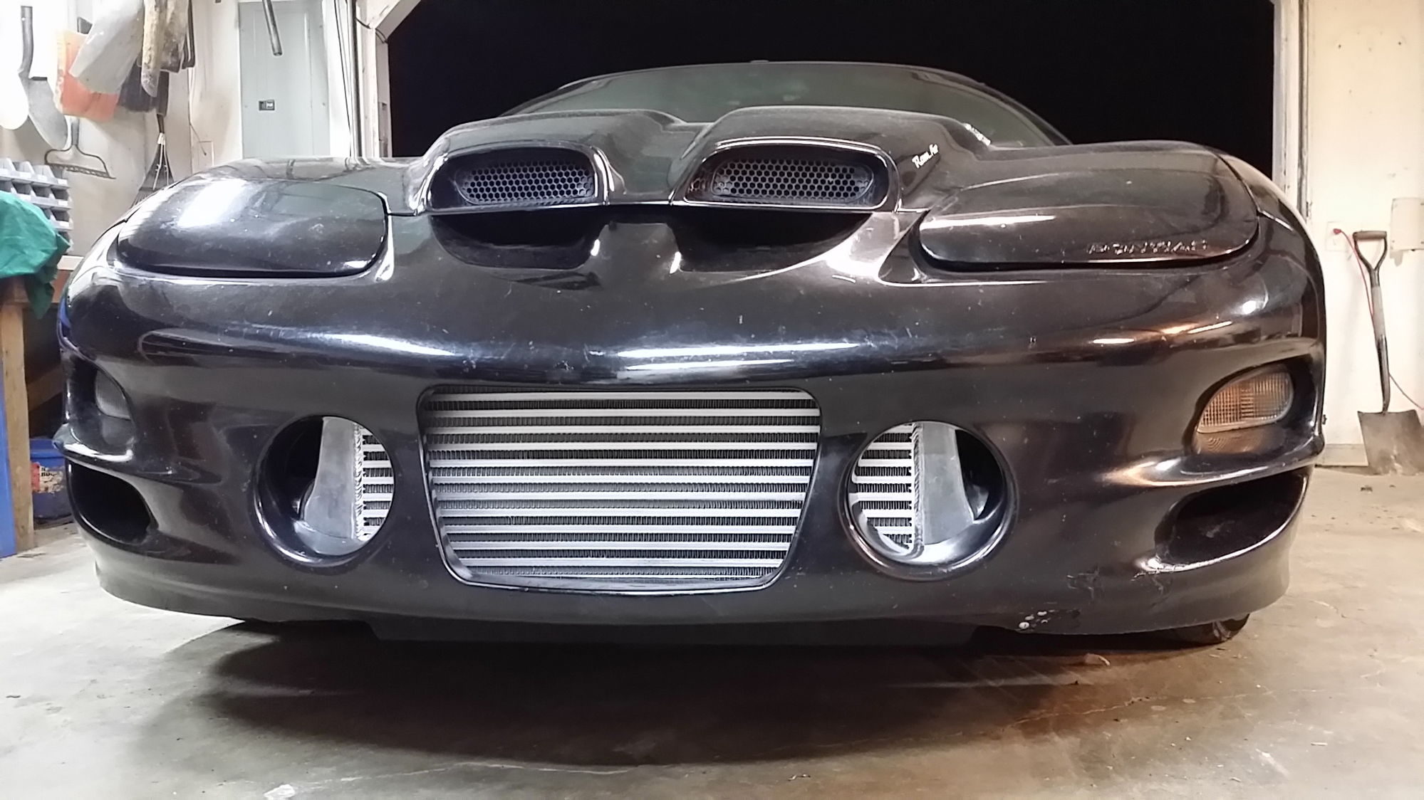 Fascia Removal Cx Racing Intercooler 4th Gen Trans Am Pics