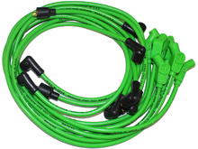 This is the Lime Green Spiro Pro set/color I am shooting for.   Need to make a set for a 1998 Trans Am with LS1 Engine
