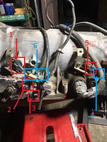 4l80e External Plugs  LS1TECH  Camaro and Firebird Forum