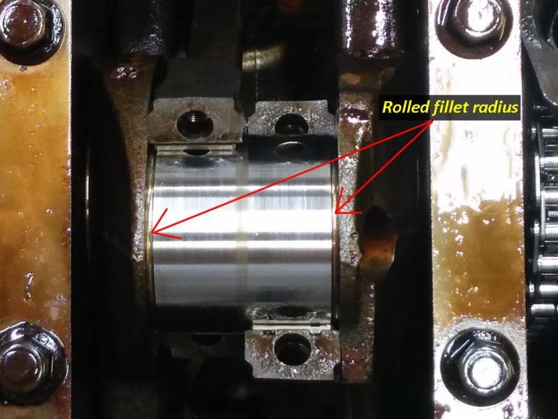 Spun bearing / rod knocking question - LS1TECH - Camaro and