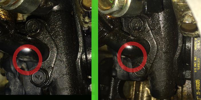 Compatible with 1995-2014 Front Crankshaft Seal 2016-2019 Nissan ...