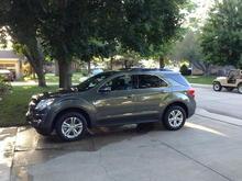 New Chevy Equinox