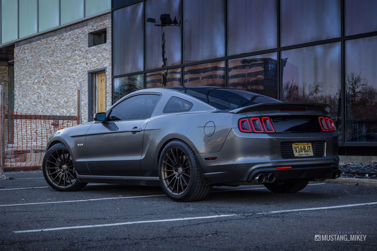 S197 On Flowform Wheels Mustangforums Com