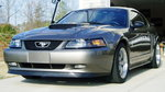 My '02 MG GT