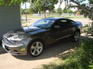 Shane and Julias Mustang