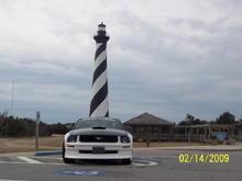 Cape Hatteras NC, 2/14/09