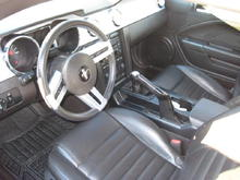 Dark Charcoal Interior Premium Package w/ All weather floor mats